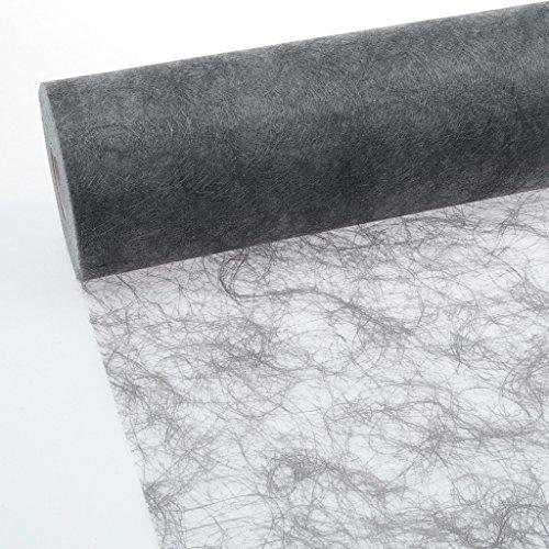Sizoflor Tischband dunkelgrau 30 cm Rolle 25 Meter - 60-300-25-032