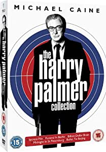 The Harry Palmer Collection, The [DVD]