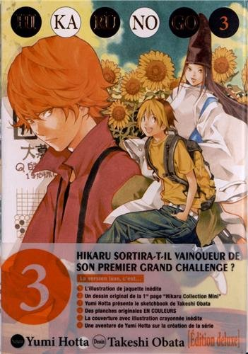 Hikaru no go - Deluxe Vol.3 par HOTTA Yumi