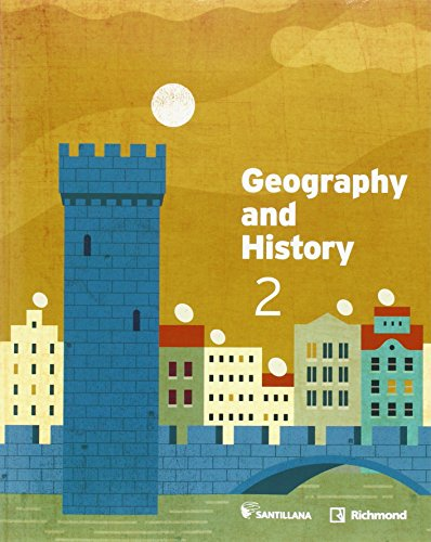 GEOGRAPHY AND HISTORY 2 ESO STUDENT'S BOOK - 9788468029146 por Vv.Aa.