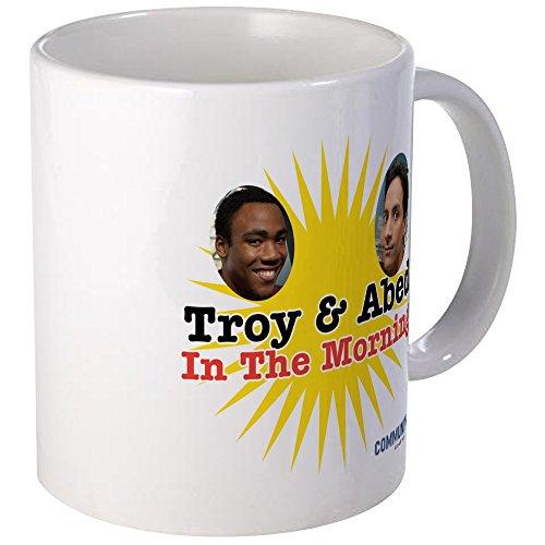 CafePress troyabed-Light Tassen,-Einzigartige Kaffee Tasse, Kaffeetasse, Small Weiß - Troy Home-office