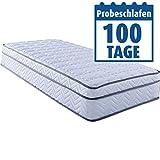 ROLLER Boxspring-Taschenfederkernmatratze Grenoble - 90x200 cm - H3