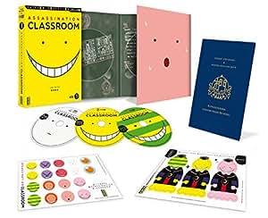 Assassination Classroom - Box 1 [Combo Collector Blu-ray + DVD]