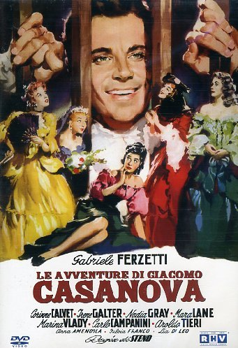 Le avventure di Giacomo Casanova [IT Import] Gray Terminal