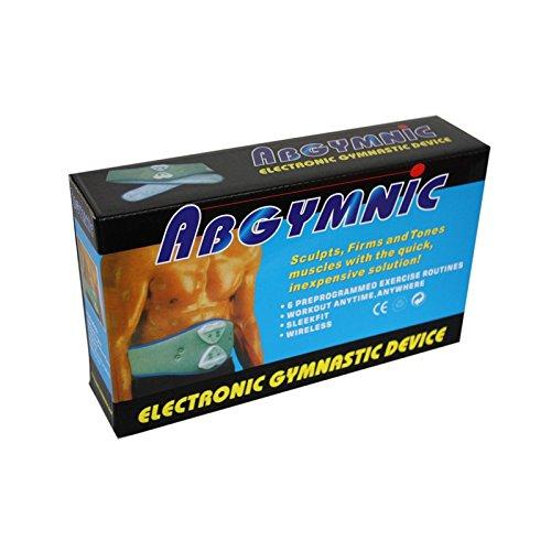 Neutre Ceinture amincissante AbGymnic XXL avec 100ml Gel