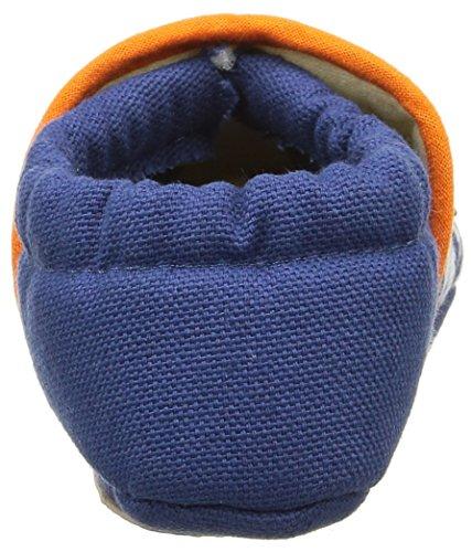 Giesswein Blender Baby Jungen Krabbel- & Hausschuhe Blau (jeans-527)