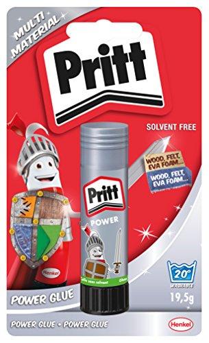 Pritt PS19B Power Barra de pegamento multiusos, 19,5 g, 12 unidades