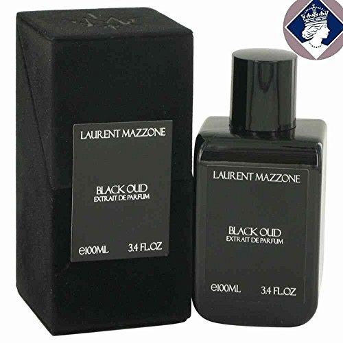 Laurent Mazzone Black Oud 100ml/3.4oz Extrait De Parfum Spray Unisex Fragrance