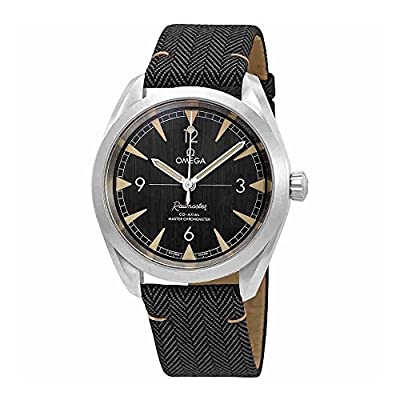 Omega Seamaster Railmaster Co-Axial Master Chronometer Mens Watch 220.12.40.20.01.001
