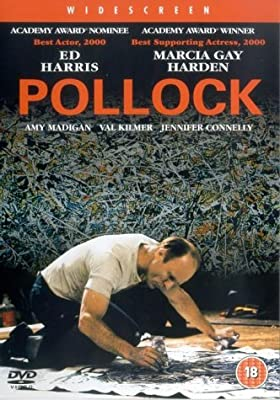 Pollock [DVD] [2002] by Ed Harris
