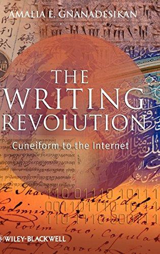 Writing Revolution: Cuneiform to the Internet (The Language Library) por GNANADESIKAN