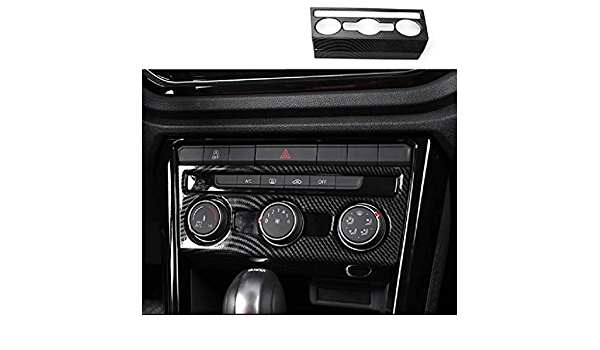 FFZ Parts 5237 Climate Control Heating Frame Cover Carbon Look ...