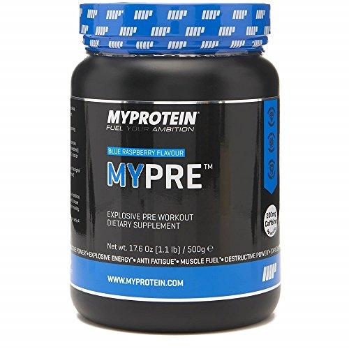 MyProtein 500 g Blue Raspberry Mypre
