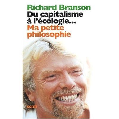 Du capitalisme à l'écologie : Ma petite philosophie