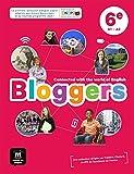 Anglais 6e A1-A2 Bloggers - Livre de l'élève