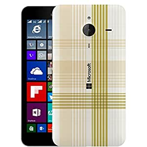 Digione designer Back Replacement Texture Plastic Cover Panel Battery Cover Snap on Case Cover for Nokia Microsoft Lumia 640XL ID:640XL162