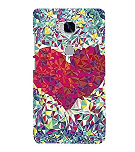 PrintVisa Designer Back Case Cover for Huawei Honor 5X :: Huawei Honor X5 :: Huawei Honor GR5 (Painitings Watch Cute Fashion Laptop Bluetooth )