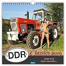 Erotikkalender DDR-Classics 2019: Schärfer als die VoPo erlaubt (hätte)...