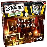 Noris Spiele 606101617 Escape Room Erweiterung Murder Mystery, Nur Mit Chrono Decoder spielbar Strategiespiel