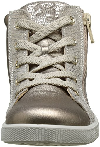 Primigi Pho 7576, Sneakers basses fille Beige (Taupe/Platino)