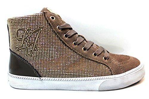 Liu Jo Polacchine Sneakers UM21523 Taupe Scarpe Donna Bambina Calzature