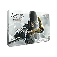 Assassin's Creed Syndicate Sword Cane Cosplay Weapon Jacob Frye Cane Hidden Blade PVC Action Figures Toys Model