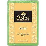 Aster Luxury Khus Handmade Soap (125g)