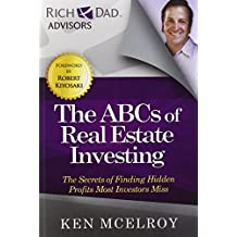 ABCs of Real Estate Investing (Rich Dad's Advisors) by Ken McElroy (21-Feb-2012) Paperback