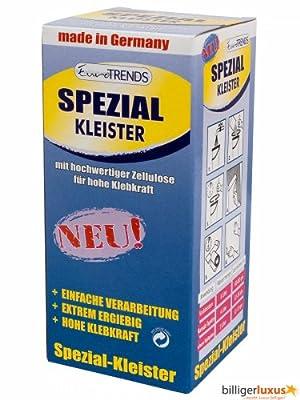 1 Paket TREND Spezialkleister - Kleister - Kein Metylan - Tapetenkleber