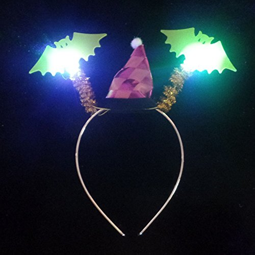 Kostüm Definition Film (Zantec Halloween Weihnachtsfest nettes Tiergesundes LED helles Hairband Kinderspielwaren für Kind)