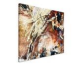 XXL Fotoleinwand 120x80cm Ölgemälde - abstrakt modern chic chic dekorativ schön deko schön deko e Augen auf Leinwand exklusives Wandbild moderne Fotografie für ihre Wand in vielen Größen