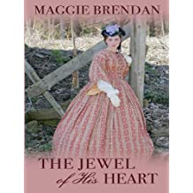 The Jewel of His Heart (Thorndike Christian Historical Fiction) by Maggie Brendan (2010-04-16)