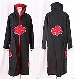 N-01 Gr. M kawaii-story Naruto Akatsuki Itachi Tobi Mantel Umhang Coat Cosplay Kostüm costume