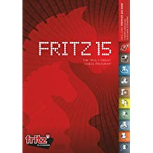 Fritz 15. Version Englisch: THE TRULY GREAT CHESS PROGRAM