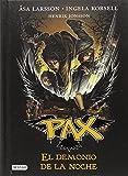 Pax. El demonio de la noche: Pax 9