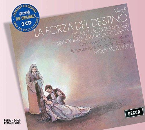The Originals - La Forza Del Destino (Gesamtaufnahme) (Verdi: Forza Del Destino Dvd)