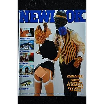 NEWLOOK 037 N° 37 CATHERINE DESTIVELLE COQUINE GIRLS NUDES PABLO BISKOTO PIN-UP EROTIC