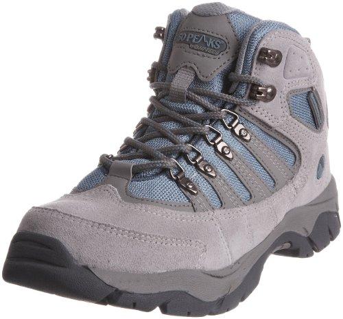 Hi-Tec Mckinley O000768/051/01, Damen Sportschuhe - Wandern, Grau (Grey/Dark Grey/Powder Blue), 40 EU / 7 UK