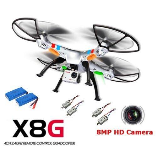 OneBird Syma X8G 2.4G 4CH 6-Axis modalità