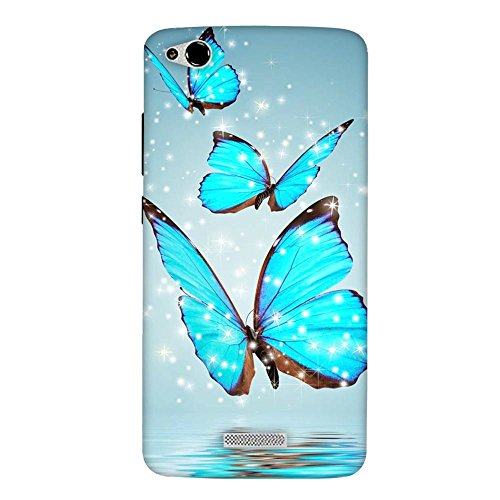 FASHEEN Premium Designer Soft Case Back Cover for Gionee V6L  available at amazon for Rs.249