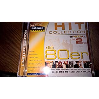 Die 80er-Hit Collection Spezial 2 (Anten - After the Fire Hall & Oates FgtH Bang