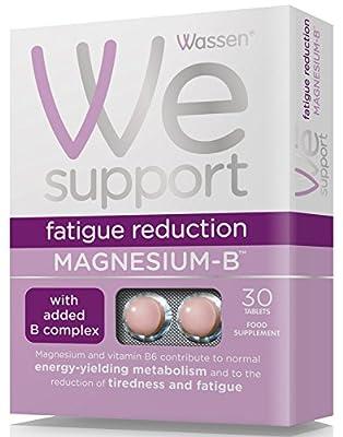 Wassen Magnesium B 30 Tablets from Wassen International