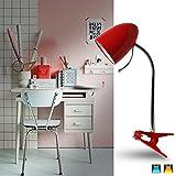 Aigostar Flexo LED E27, Rojo