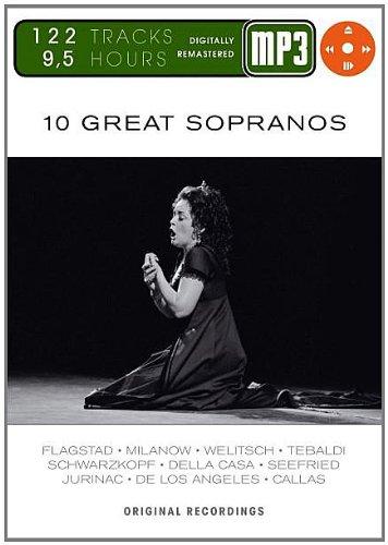 10 Great Sopranos-Mp 3