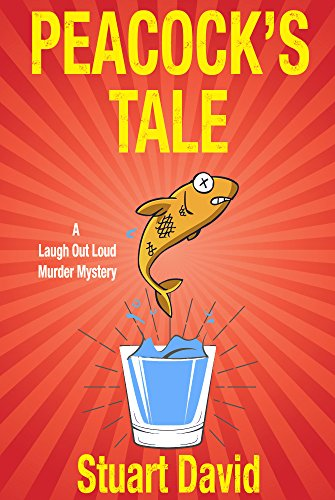 free kindle book A Laugh Out Loud Murder Mystery- Peacock's Tale