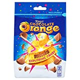Terry's Chocolate Orange Exploding Candy Bag, 125 g, Pack...