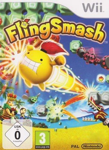 FlingSmash ohne Remote Plus Controller -