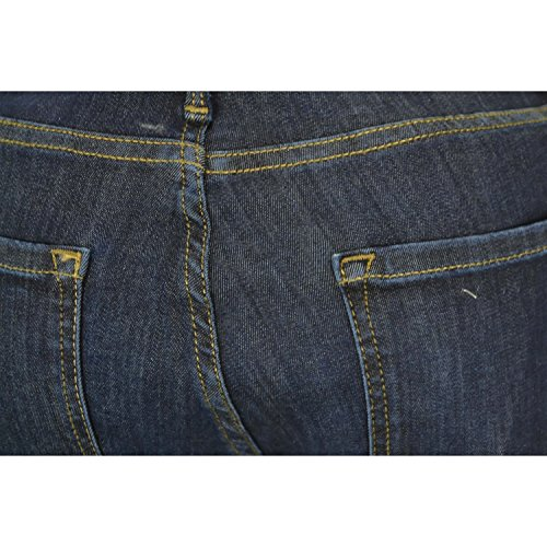 Tommy Hilfiger -  Jeans  - Camicia - Donna Blu