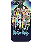 Rick And Morty All Case Iphone 5/5s