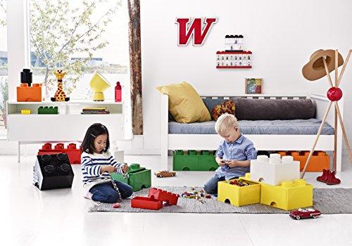 LEGO 8de ladrillos con cajones de almacenamiento l4006bl. 00Negro